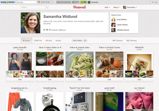 Samantha Widlund  skwidlund  on Pinterest