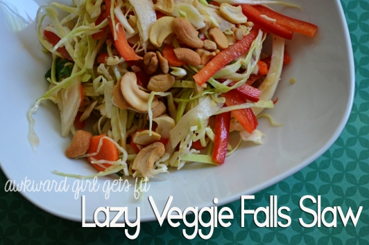 Veggie Falls Recipe
